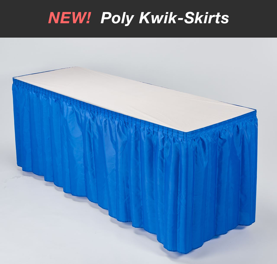 Plastic Vinyl Table Covers : poly kwik skirts from nychinese.us size 1061 x 1011 png 545kB